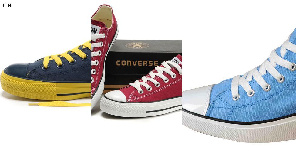 53906444 modelos de zapatos converse para mujeres