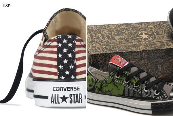zapatillas levis estilo converse