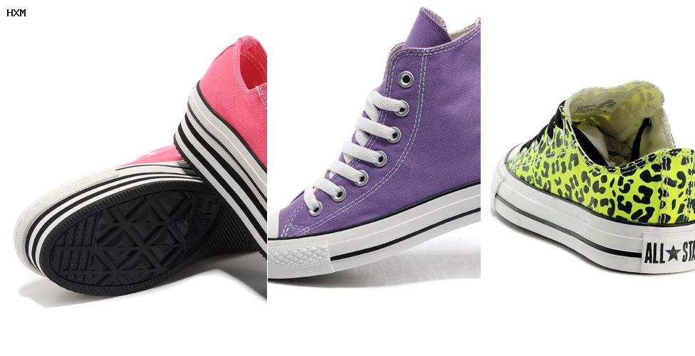 zapatos converse imitacion