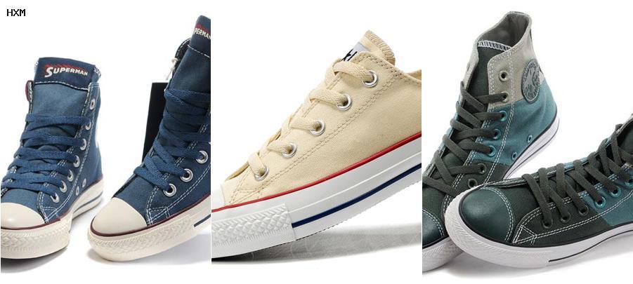 zapatos deportivos converse all star